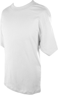 Plain White HQ T-Shirt