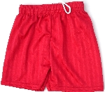 Red (School) Sport Shorts