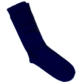 Navy Sport Socks